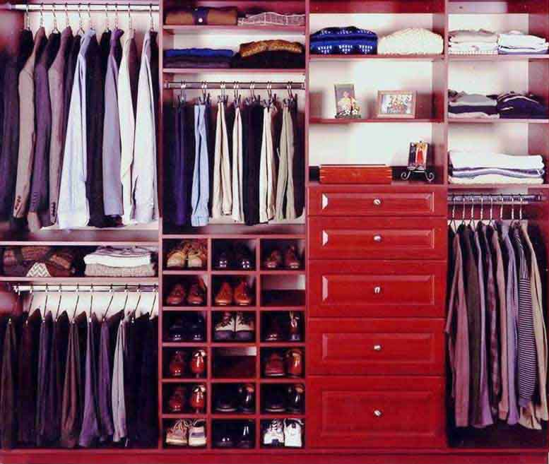 Gentil Closets Are One Of Those Spaces That Never Seem To Stay Organized.  Regardless Of Size, Clothes Seem To Multiply, Making Closets Seem  Cluttered, ...