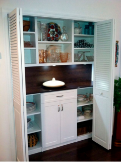 Closet Tec Will Build You A Custom Pantry