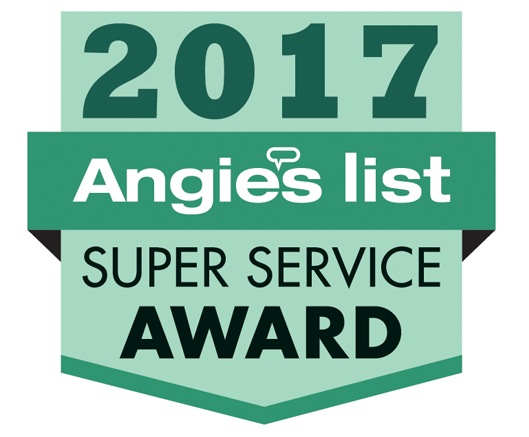 Closet Tec, Inc Earns Esteemed 2017 Angieu0027s List Super Service Award